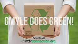 GMYLE Goes Green!