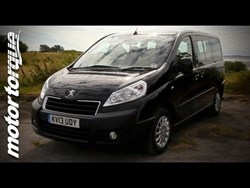 Peugeot Expert Tepee Review