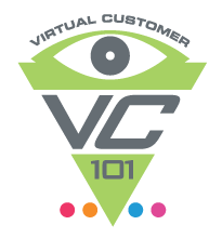 Virtual Customer 101 Logo