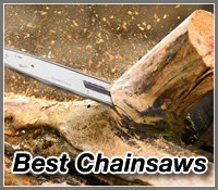Best Chainsaws 2013