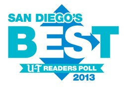sd reader's poll logo 2013