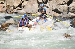 River Runners Colorado whitewater rafting trips.