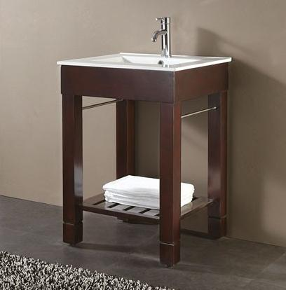 Has introduced a guide to open bathroom for Open bathroom vanity cabinet