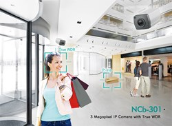 NEXCOM 3 Megapixel IP Cameras Dedicated to Retail and Building Surveillance