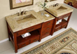 "silkroad exclusive all module collection 92"" Bathroom Vanity, hyp-0217-92"