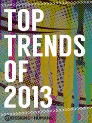 Top Designs Trends of 2013