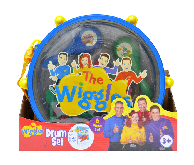 """The Wiggles Toys R Us : The new wiggles toy line debuts exclusively at toys""""r us"""