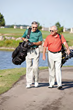 Getting Into the Swing of Things: Golf enthusiasts at GreenFields of...