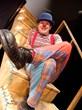 Circus Mojo founder Paul Miller