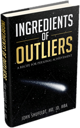 Ingredients of Outliers by John Shufeldt