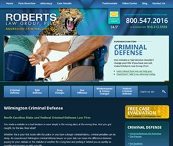 Roberts Law Group Wilmington Criminal Defense Law Web Site