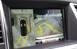 Mercedes Surround View Technology
