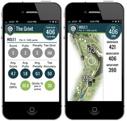 Golf GPS Range Finder