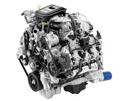 GM 6.5L Engine