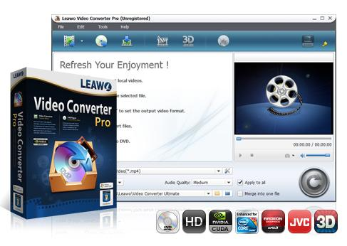 Leawo Gives Out Video Converter Pro Mac/Win as Back to School Giveaway Gift