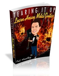 how to play an electric guitar how tearing it up learn heavy metal guitar