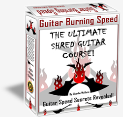 guitar exercises for speed how ultimate shred guitar course