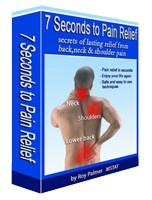 neck and shoulder pain treatment how 7 seconds pain relief