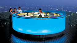 Sky Bar at Lebua Hotel
