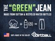 "Eco-Friendly Apparel Brand, Dirtball, Launches ""The Green Jean"" on Kickstarter"