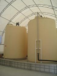Reading, PA Diesel Exhaust Fluid (DEF) Tank Farm