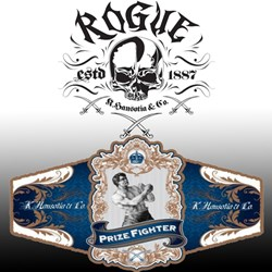 Gurkha Premium Cigars, Prize Fighter and Rogue