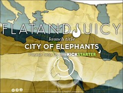 "FlatandJuicy ""City of Elephants"" eBook & App"