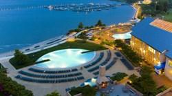 Hyatt Regency Chesapeake Bay Infinity Pool