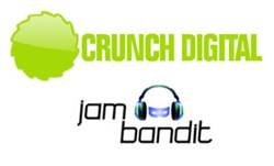 Crunch Digital to Provide Full Service Rights Solution for JamBandit Music App