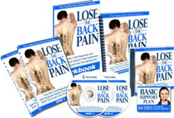 back pain reliever how lose the back pain
