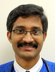 Dr. Hari Addagarla, San Antonio veterinarian at Becker Animal Hospital