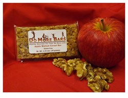 Do More Bars Apple Walnut Gluten Free Bar