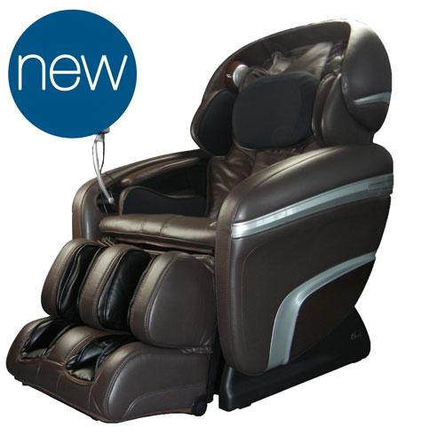 Osaki Os 7200cr Massage ChairThe Osaki Os 7200cr Massage Chair In Brown