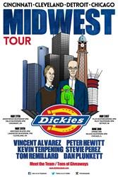 Dickies Skate Team