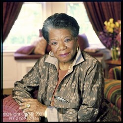 Dr. Maya Angelou - Women For One