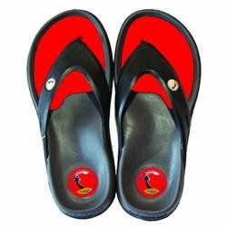 Hawaiian Jellys Slip...aaahs Flip Flop Sandals - Kilauea Volcano