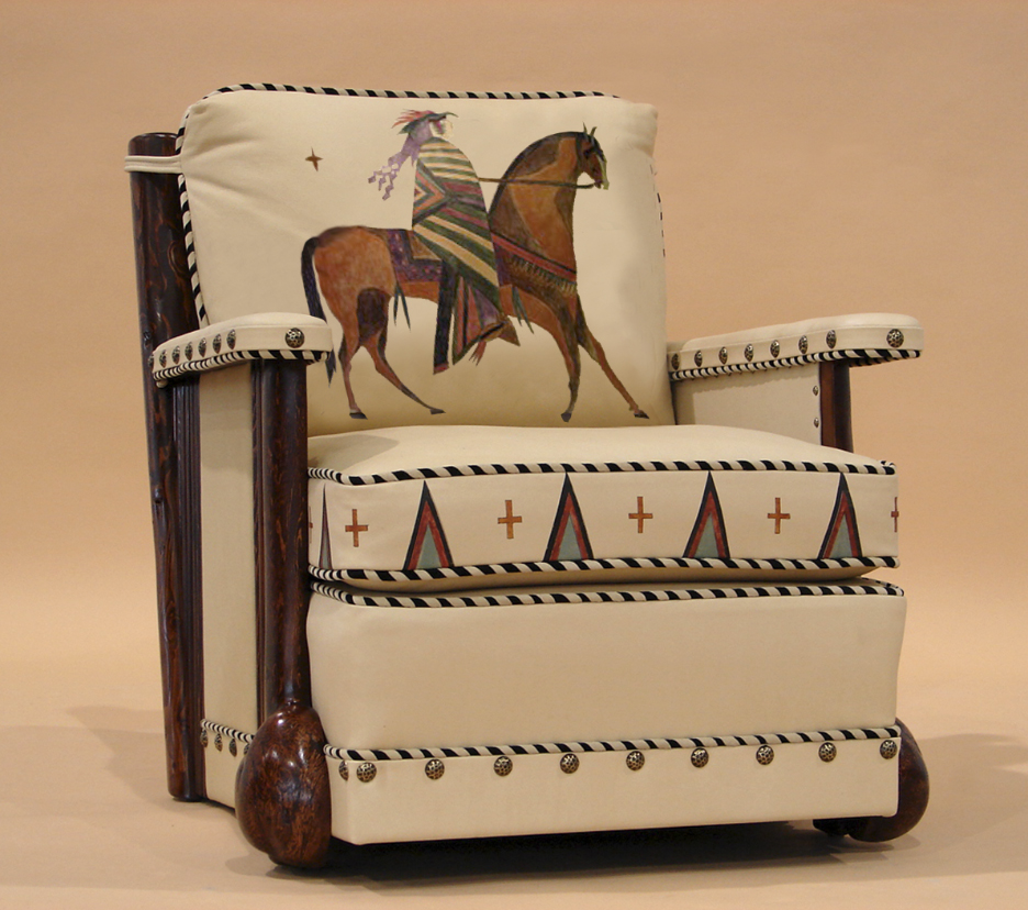 Western design conference to bring western inspired for Red chair design jackson wy