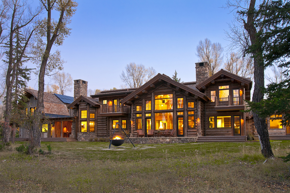 Jackson hole fall arts festival set to open in jackson for Custom home builders wyoming