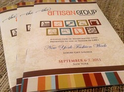 The Artisan Group 2013 New York Fashion Week Gift Guide