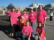 Last year's Steppin' Out in Pink team for Neighborhood Smiles.