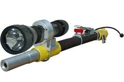 Cordless Operation Rechageable 20 Watt HID Explosion Proof Blasting Light
