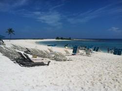 Cove Beach, Paradise Island, Bahamas