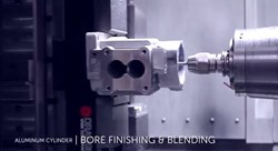 Flexible Hones for Bore Finishing and Blending