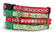PetMate Aspen Pet Christmas Collars