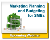 Marketing Planning and Budgeting for Small and Medium Size businesses