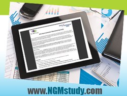 Next Generation Manufacturing Study 2013