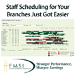 FMSI's Branch Staff Reporting and Scheduler Helps Marine Federal...