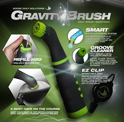 The Gravity Brush