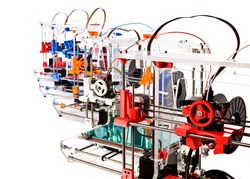 Increased Production of 3D Printers at Airwolf 3D
