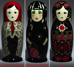 Matryoshka Art